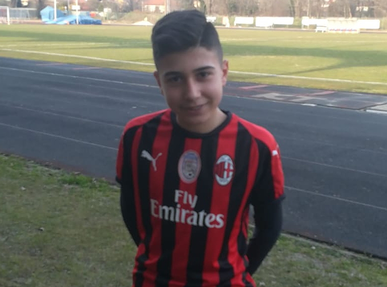 Canegrate-Accademia Bustese Esordienti Fair Play, Rocco Alessandro