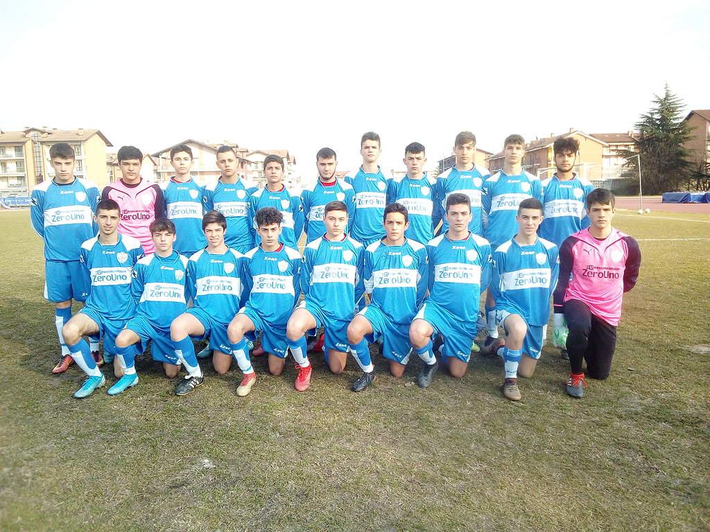 Carmagnola - San Giorgio under 17