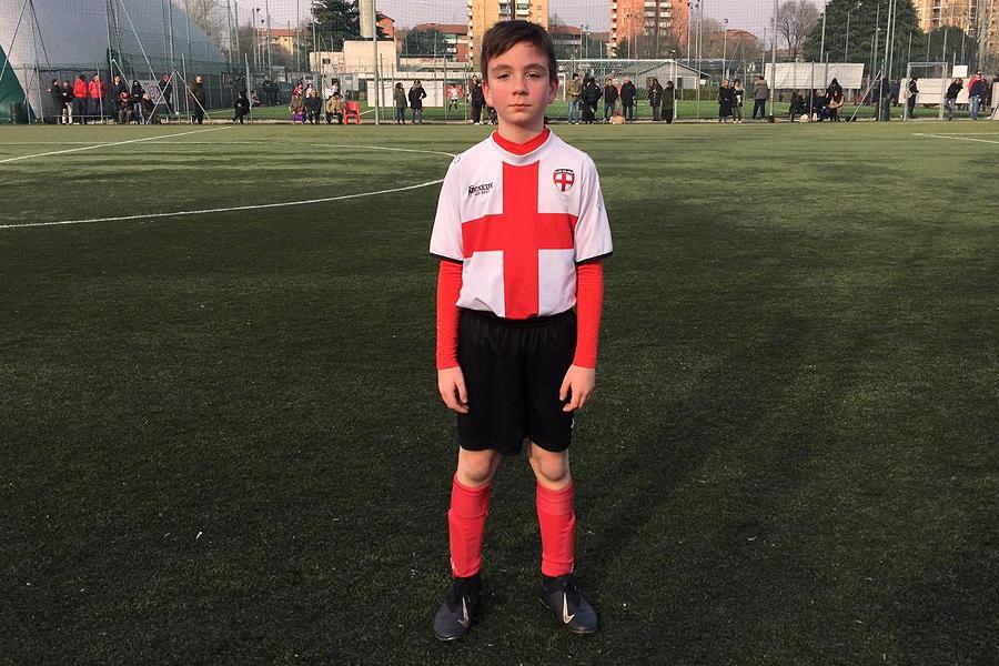 Club Milano, pulcini 2009, Gatto Matteo