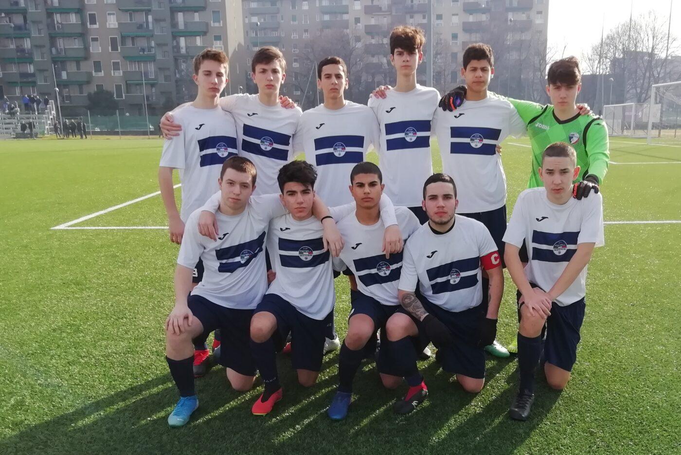 Sesto 2012 - Villapizzone Under 17 Milano: Sesto 2012