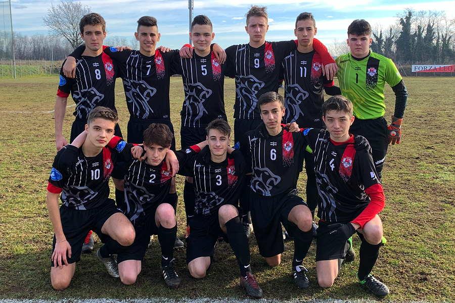 Leo Team Under 17
