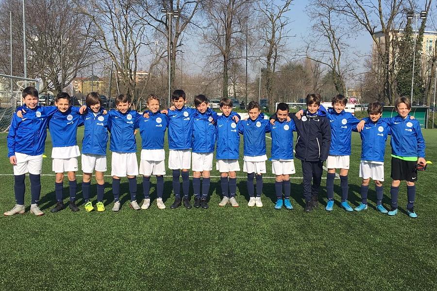 Milano F.A., Pulcini 2009, Girone 1: foto di squadra