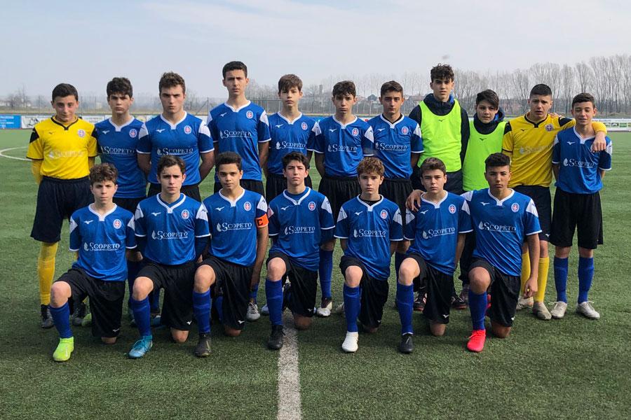 Novara - Torino - Under 14: Il Novara