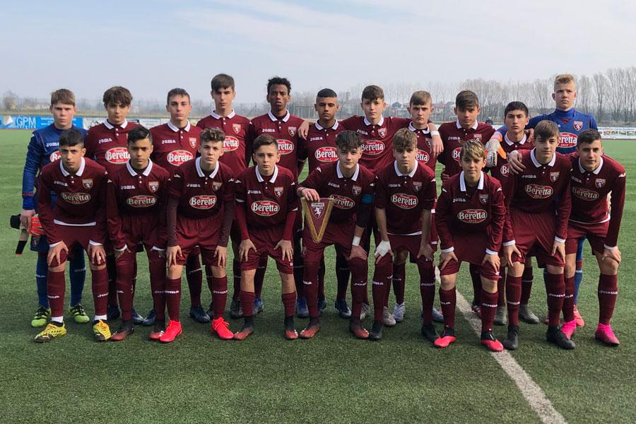 Novara - Torino - Under 14: Il Torino