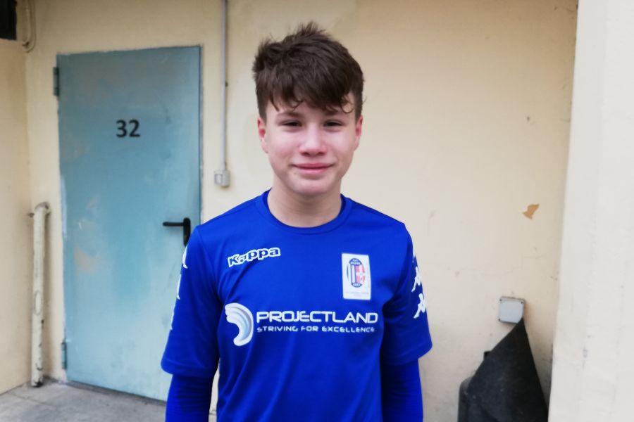 pavia academy sant'angelo under 14