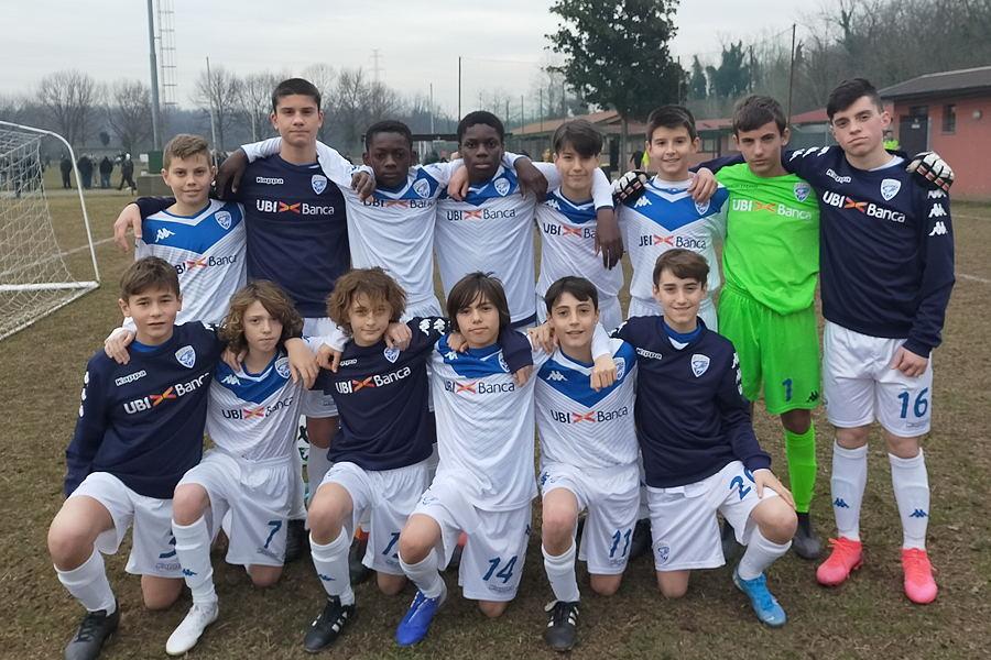 Patria - Brescia Under 13
