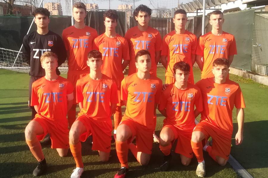 Alcione - Pro Sesto Under 17
