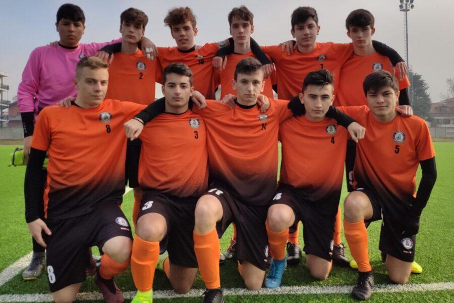 cassina calcio olimpic trezzanese under 17