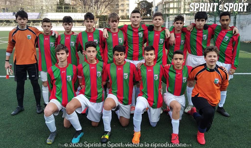 Il Cit Turin Under 15 di Fabrizio Zecchi