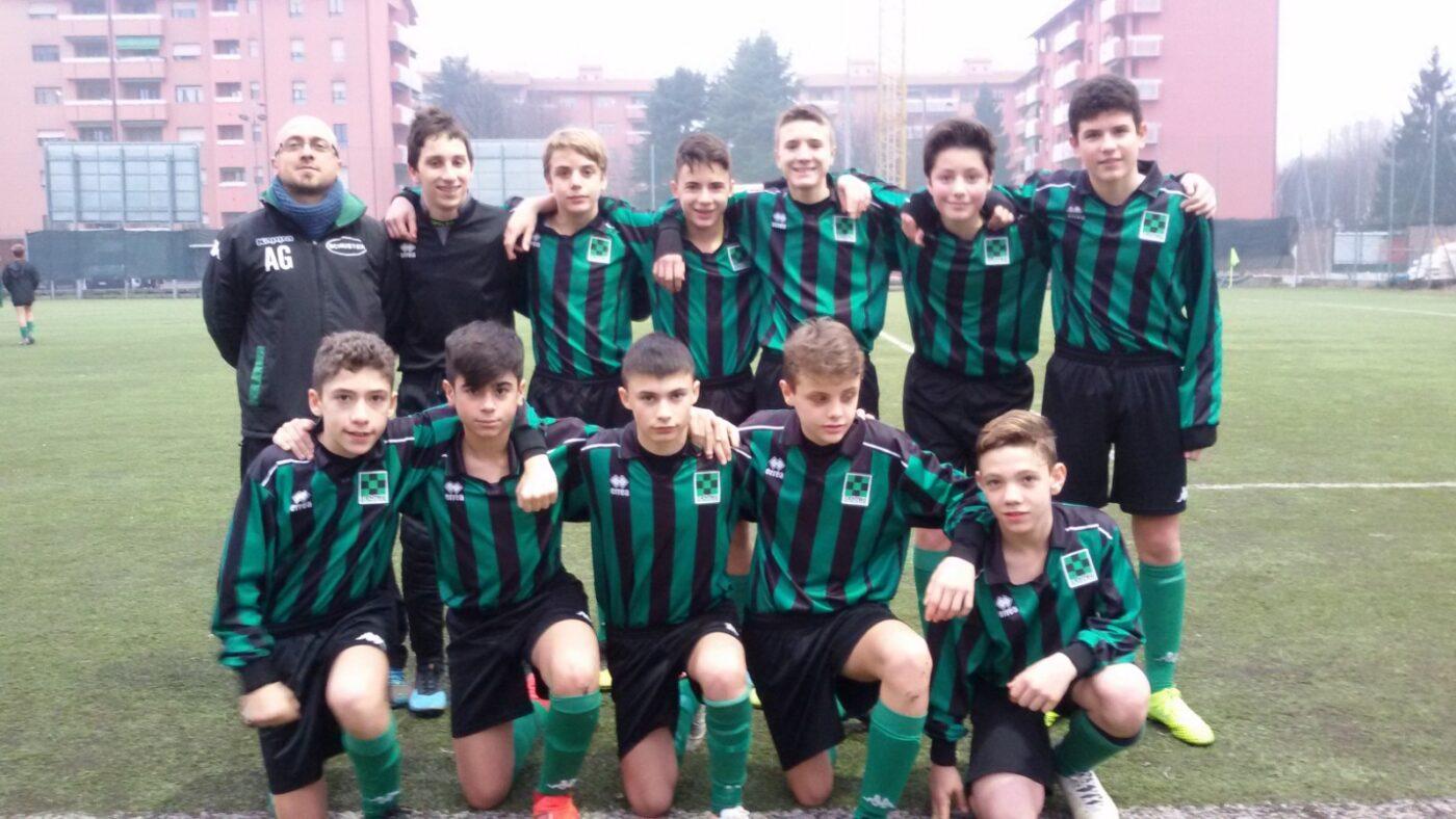 Viscontini-Centro Schuster Under 17 Milano