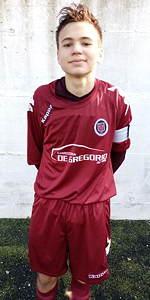 Jacopo De Andreis, il Migliore in campo