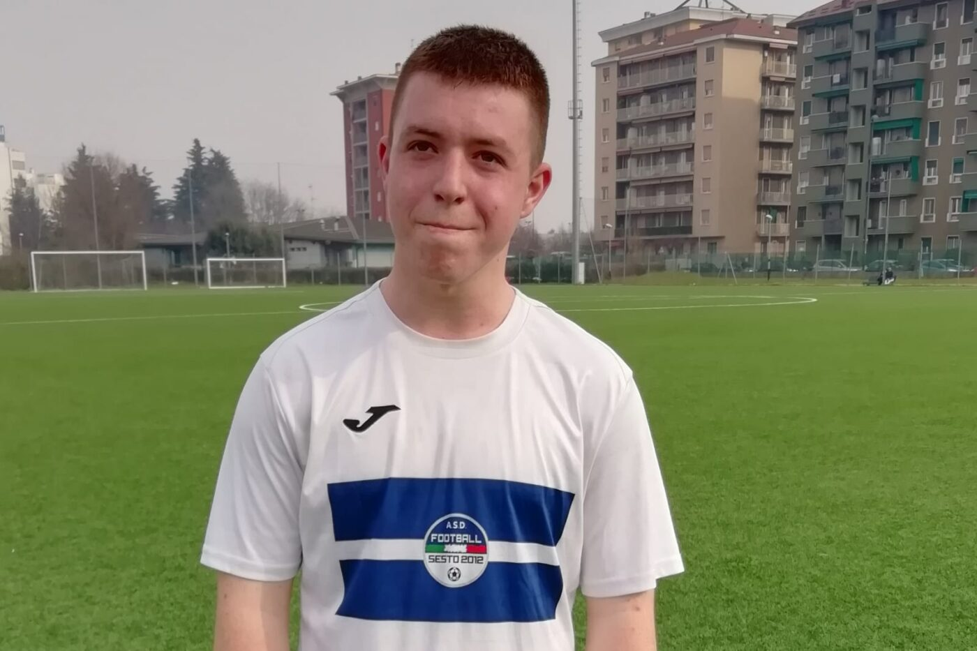 Sesto 2012 - Orpas Under 17 Milano: Andrea Fadda (Sesto 2012)