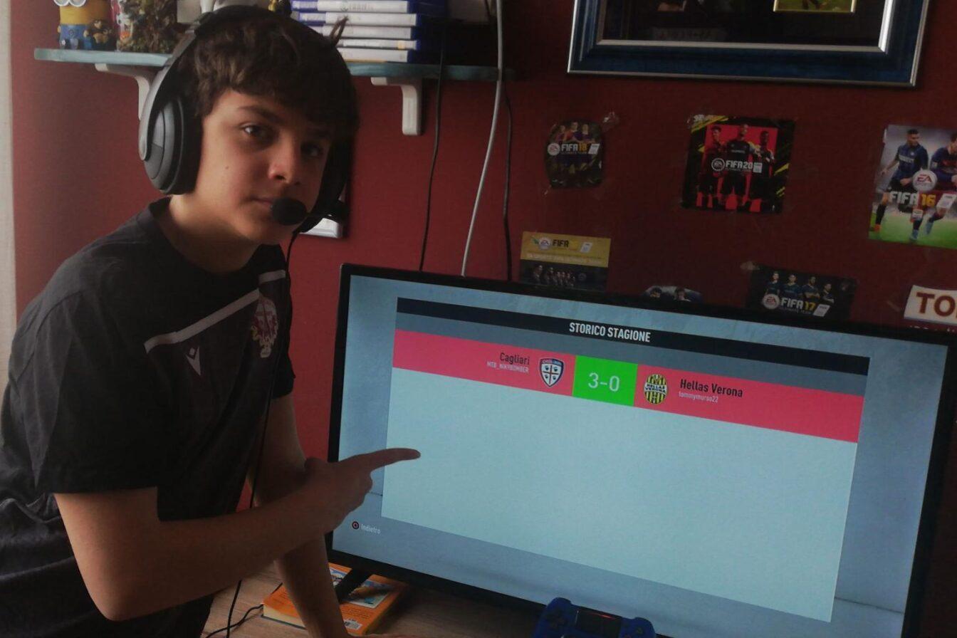 FIFA SPRINT eSPORT 3^EDIZIONE
