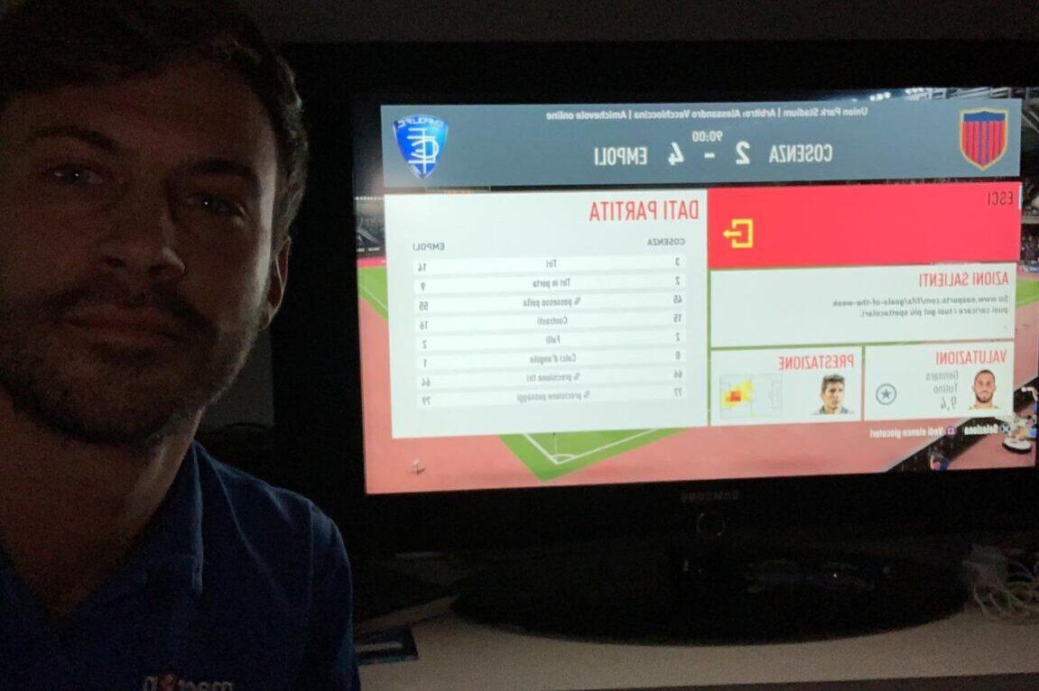 FIFA SPRINT ESPORT PIEMONTE COS - EMP
