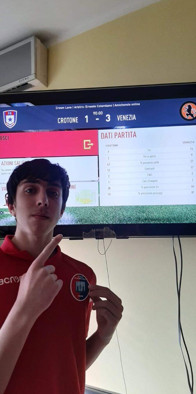 FIFA SPRINT ESPORT PIEMONTE CRO - VEN