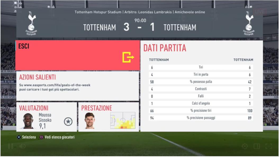 FIFA SPRINT eSPORT