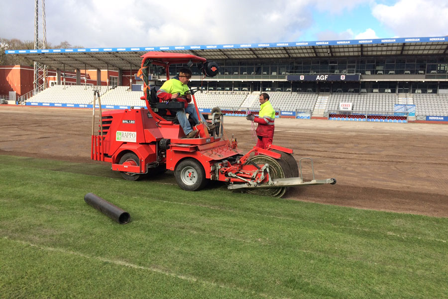 AGF Aarhus Ceres Park Stadio Virtuale