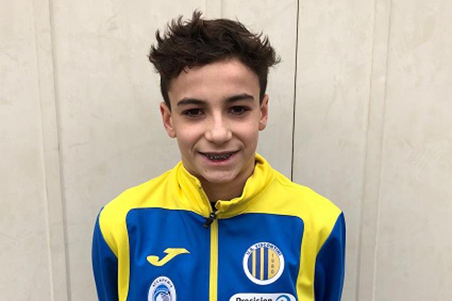 Montrasi Viscontini Under 15 Milano