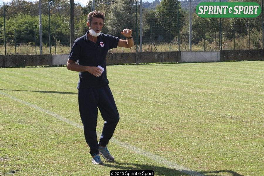 Alicese Orizzonti: l'allenatore Castellina