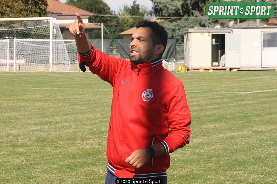 Ivrea Banchette: L'allenatore Francesco Barbieri