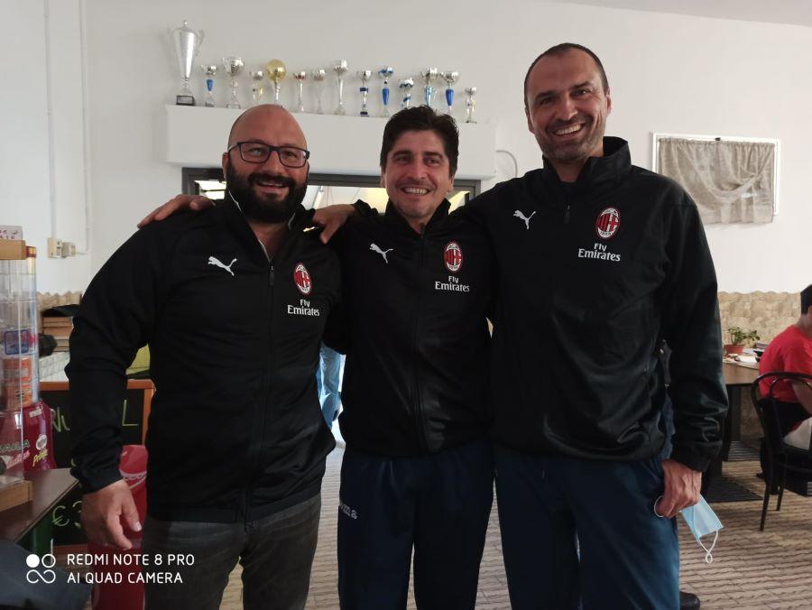 Alessio Cappello, Silvio Pipoli, Andrea Pesatore Afforese 2011