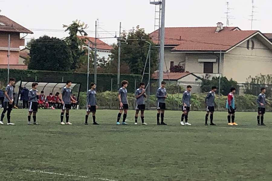 Pro Vercelli-Alessandria - Under 17: L'Alessandria