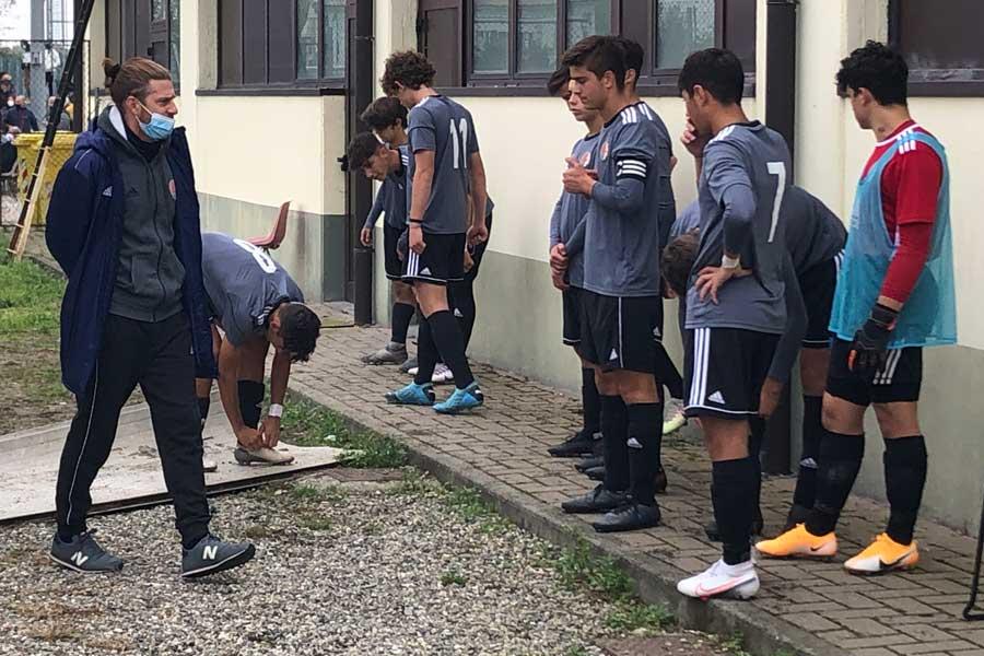 Pro Vercelli-Alessandria - Under 17