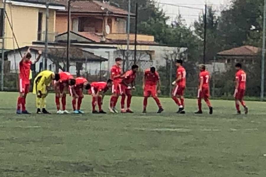 Pro Vercelli-Alessandria - Under 17: La Pro Vercelli
