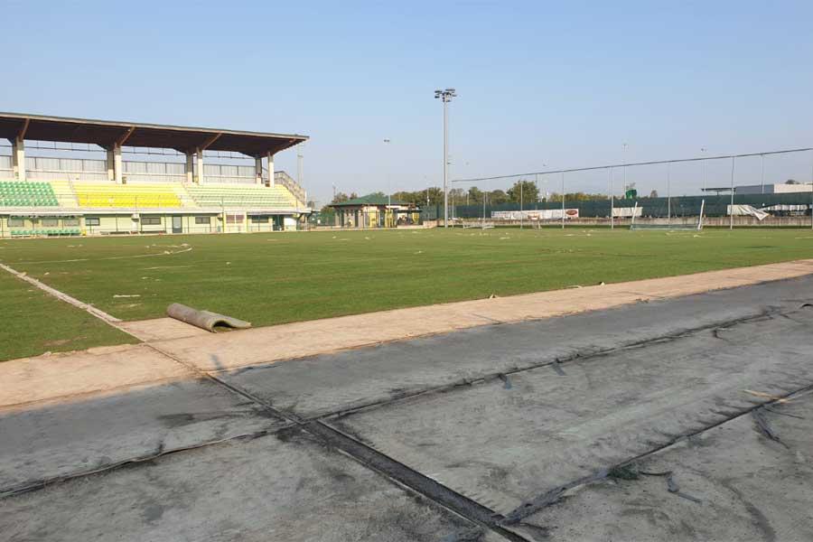 LimontaSport - Rifacimento campo 'Facchetti' a Cologno al Serio