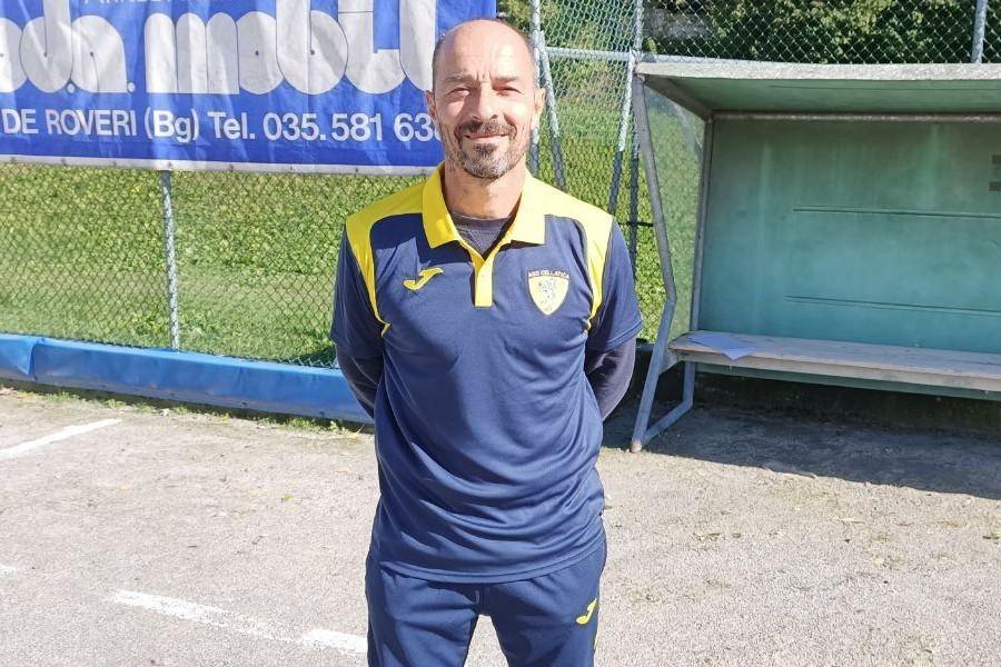 Nembrese- Cellatica U19 allenatore Cellatica
