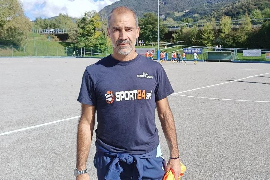 Nembrese- Cellatica U19 allenatore Nembrese