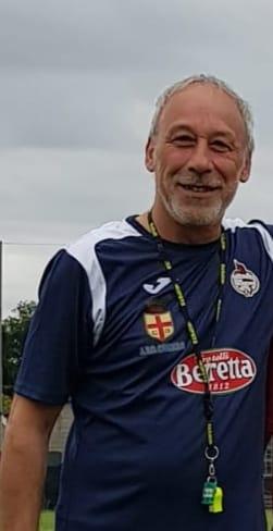 Sergio Zanellato, allenatore Candiolo 2005
