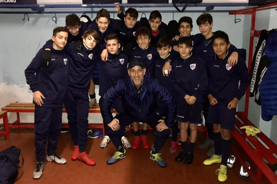 Real Milano Under 15 stagione 2019.20