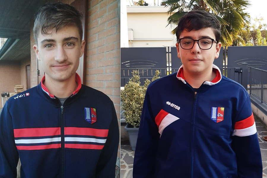 Andrea Guerreri e Valerio Motta