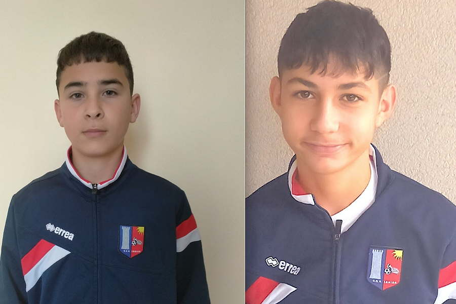 Matteo Colleoni e Daniele Cortinovis