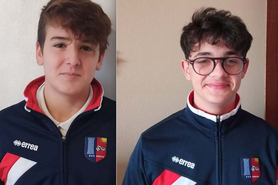 Stefano Brignoli e Giovanni Cartella