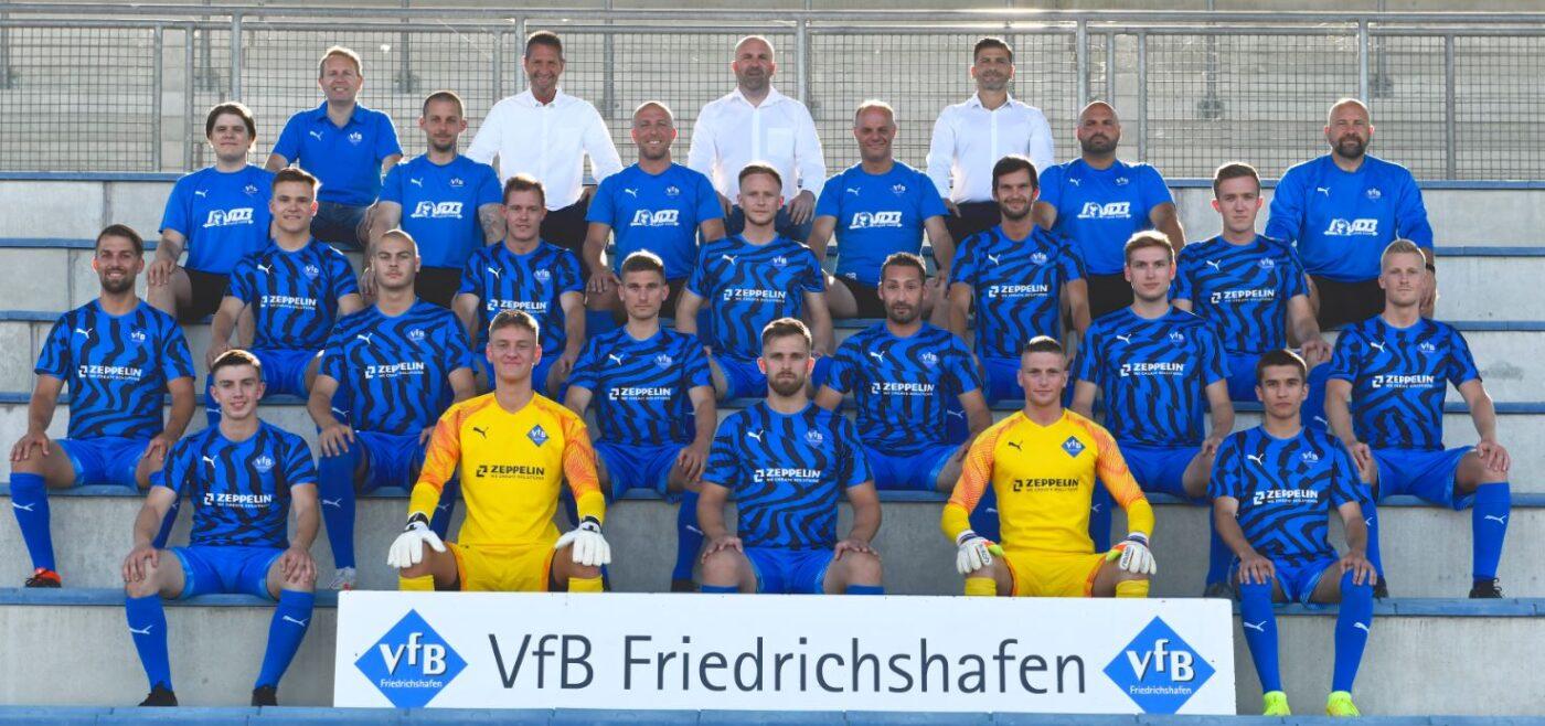 VfB Friedriechshafen (foto Fb VfB Friedrichshafen)