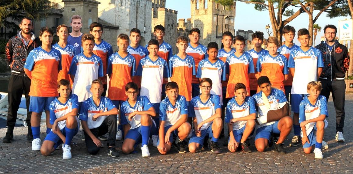 Sirmione Calcio Rovizza Under 15