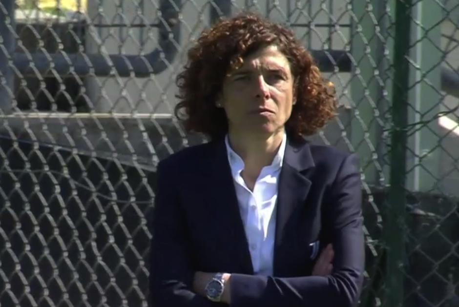 Coach Rita Guarino
