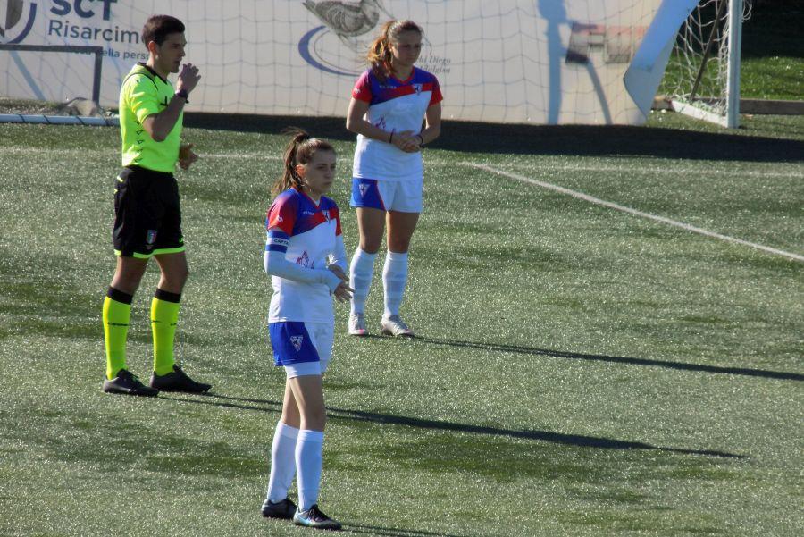 Orobica C.B Juventus Primavera Femminile-Orobica