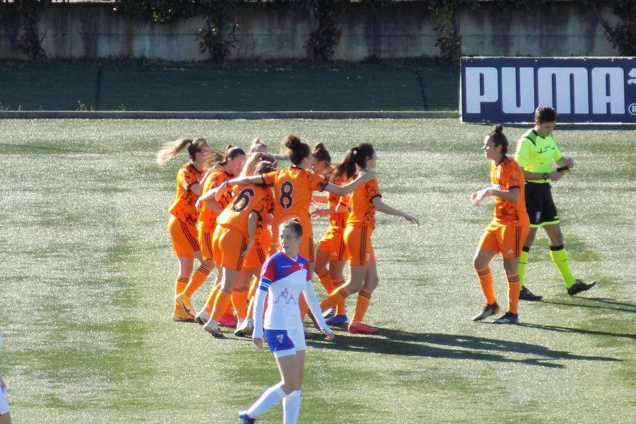 Orobica C.B Juventus Primavera Femminile-Festa