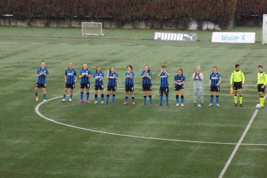 Orobica Inter Primavera Femminile-Inter