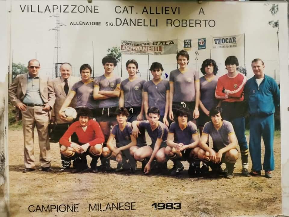 Villapizzone 1982:1983 Allievi Danelli