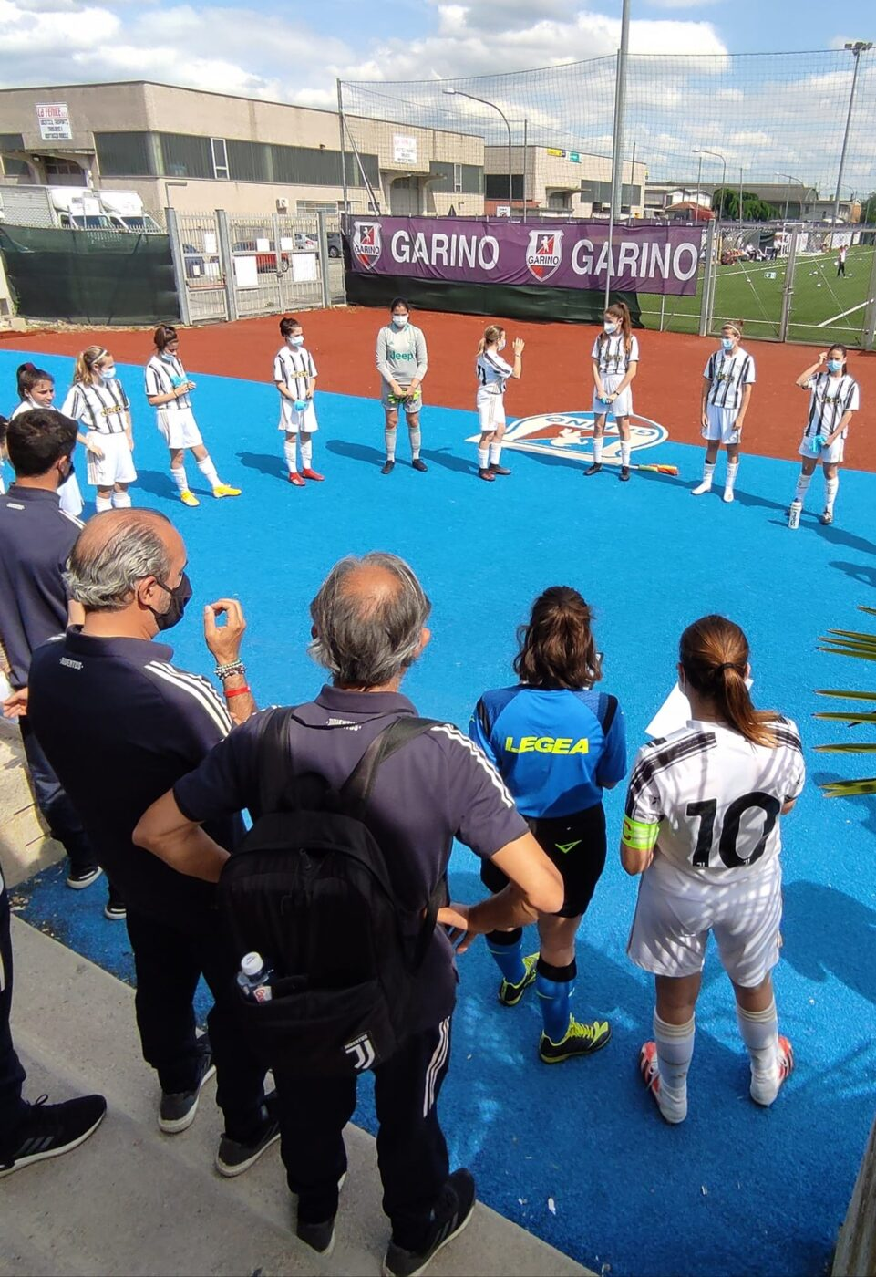 Juventus Under 15 (foto Cassarà)
