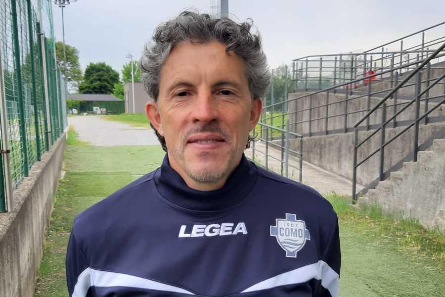 Como Under 17 Massimo Cicconi