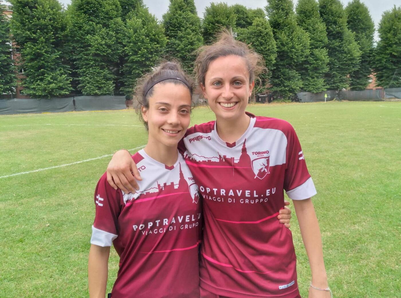 Annalisa Favole e Maria Speranza Levis