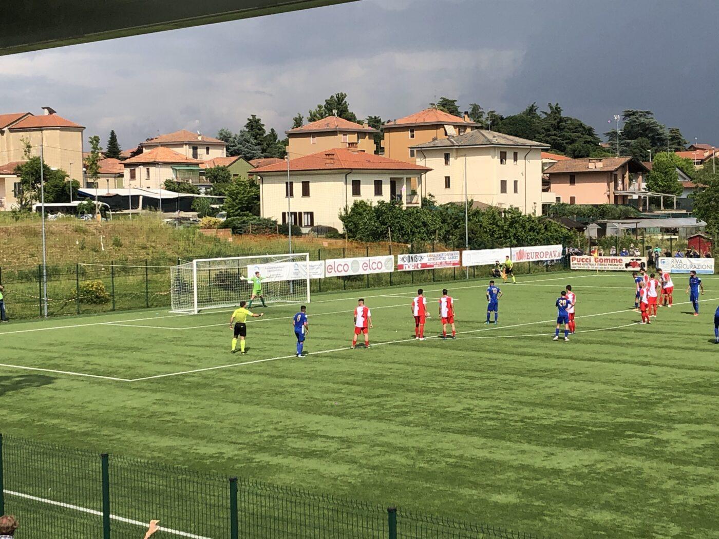Casatese-Seregno Serie D foto rigore Alessandro
