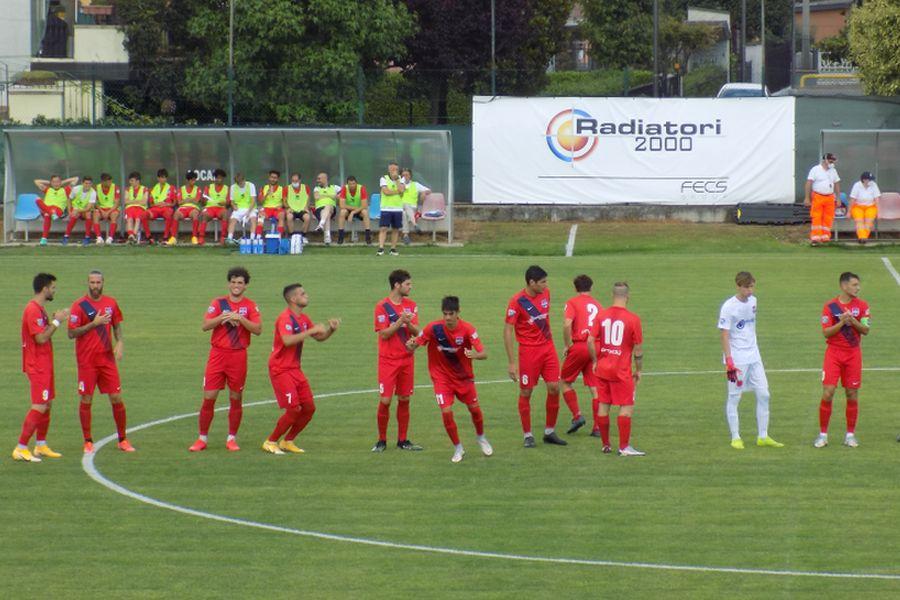 Virtus Ciserano Bergamo Real Calepina Serie D-Virtus Ciserano